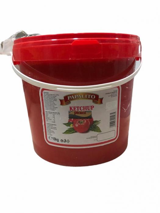 Ketchup Picant 10kg [0]