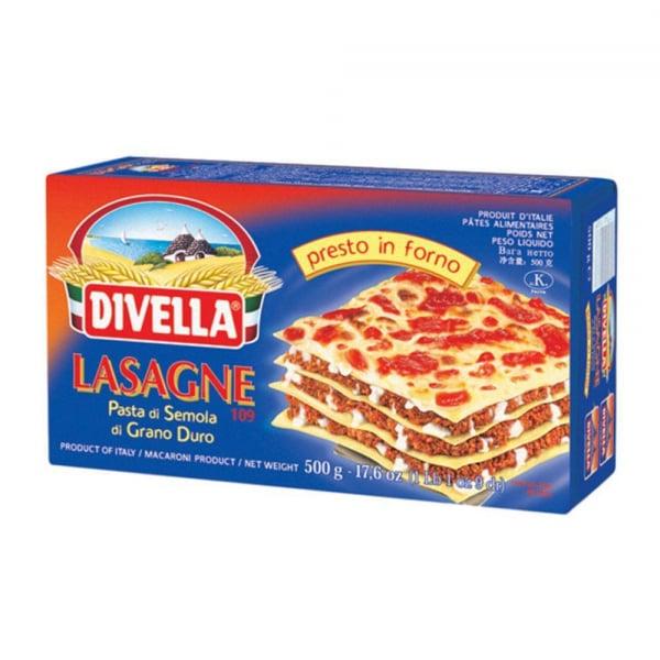 Lasagna Divella fara ou 500gr [0]