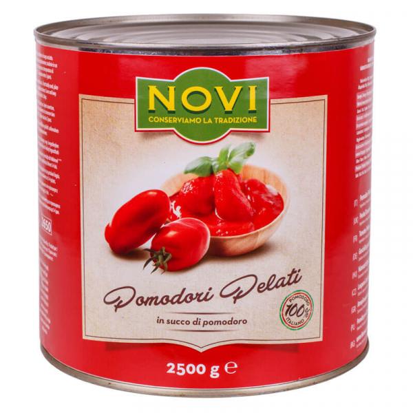 Rosii decojite  2,5kg Novi 0