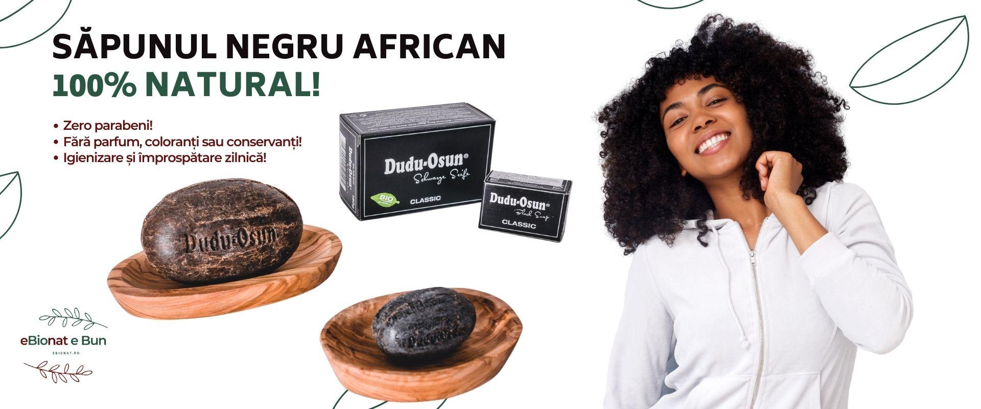 Săpunul negru african