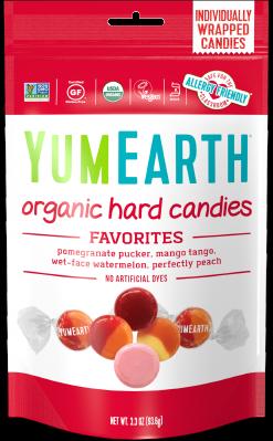 Dropsuri organice  asortate YumEarth [0]