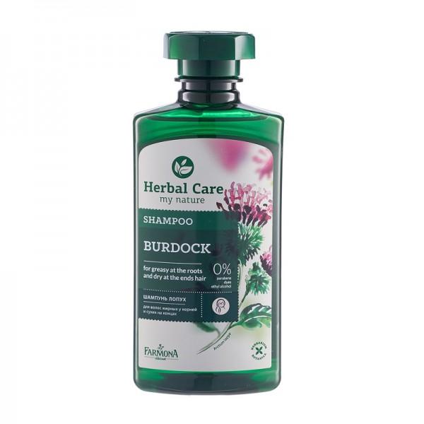 Șampon cu extract de Brusture – pentru păr gras cu mătreață [0]