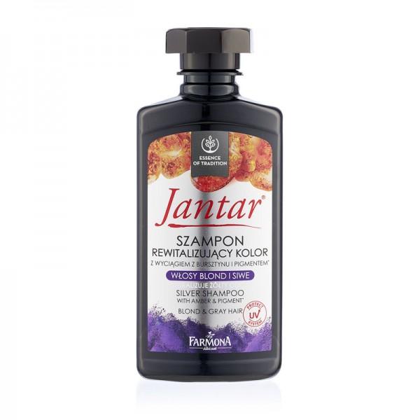 Șampon cu pigment pentru păr blond si Alb [0]