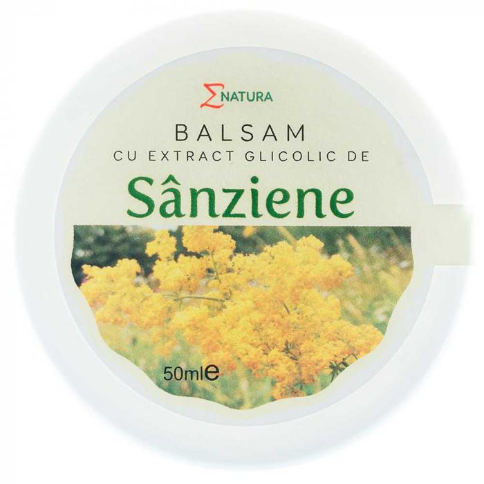 Balsam cu extract glicolic de Sanziene - 50ml - ENATURA [0]