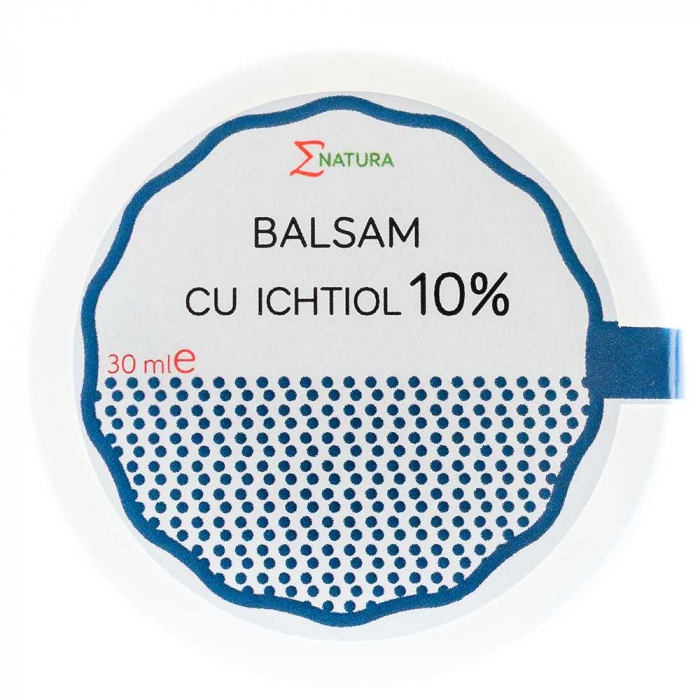 Balsam cu ichtiol, 30 ml - ENATURA [0]