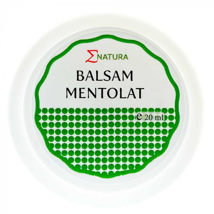 Balsam mentolat, 20ml - ENATURA [0]
