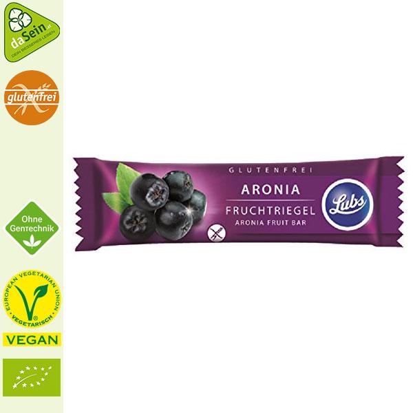 Baton BIO de Aronia fara Gluten 30g Lubs [0]