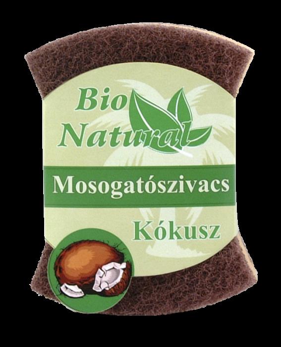 Burete pentru spalat vase biodegradabil din Cocos – 2 buc [0]