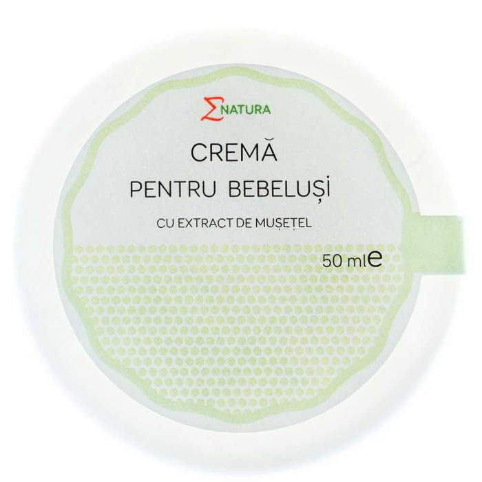 Crema pentru bebeluși cu extract de mușețel - 50ml - ENATURA [0]