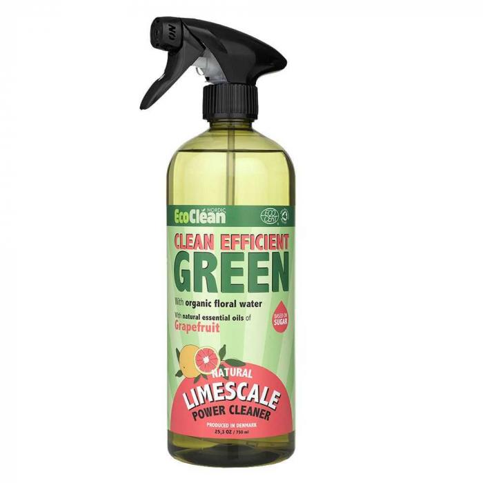 Detergent BIO pentru Baie Grapefruit Eco Clean Nordic, 750 ml [0]