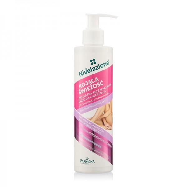 Emulsie calmantă delicată pentru igiena intimă Nivelazione [0]
