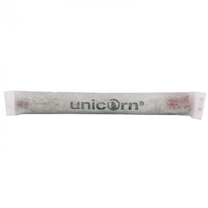 Periuta de Dinti Naturala Medium Rosu Unicorn [2]