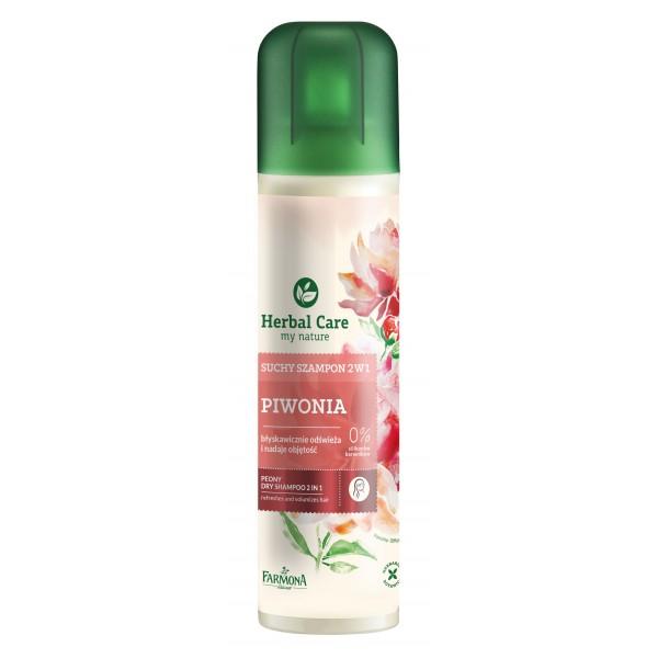 Șampon uscat cu extract de Bujor pentru volum [0]