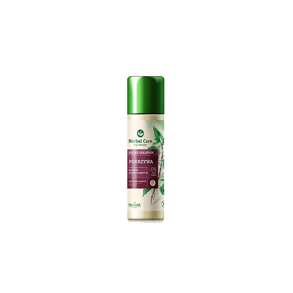 Șampon uscat cu extract de Urzică - pentru păr cu tendință de îngrășare [0]