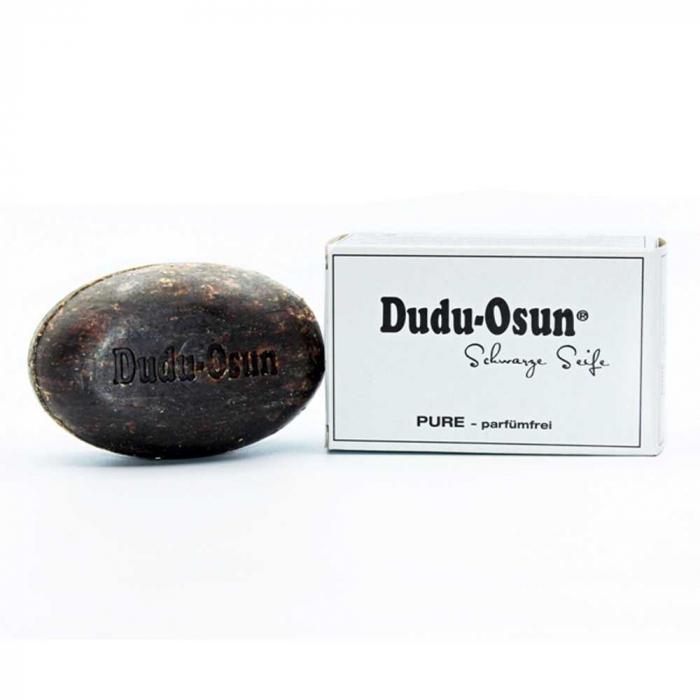 Sapun Negru African Dudu-Osun fara parfum, 25g [0]