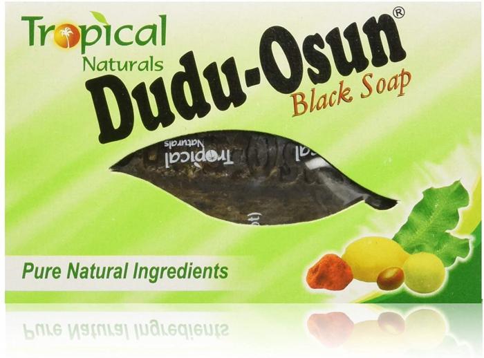 Sapun Negru African  Dudu-Osun Tropical, 150g [0]
