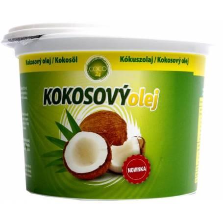 Ulei de Cocos alimentar nehidrogenizat 500ml, CoCo24 [0]