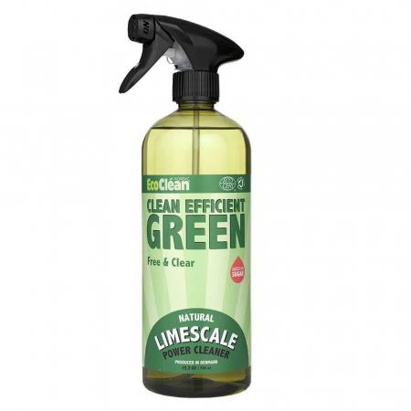 Detergent BIO pentru Baie fara Miros Eco Clean Nordic, 750 ml