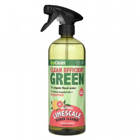 Detergent BIO pentru Baie Grapefruit Eco Clean Nordic, 750 ml