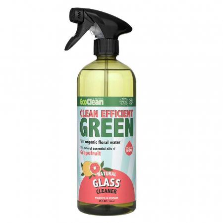 Detergent BIO pentru Geamuri Grapefruit Eco Clean Nordic, 750 ml