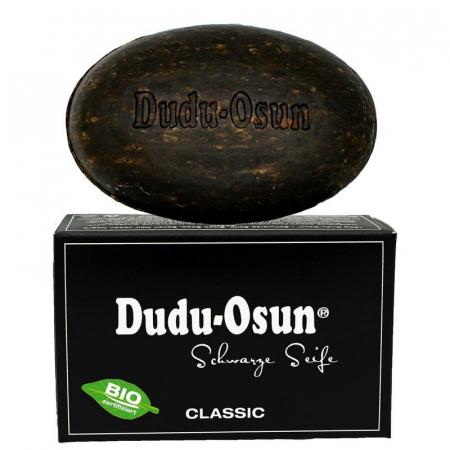 Sapun Negru African BIO Dudu-Osun Clasic, 150g [1]