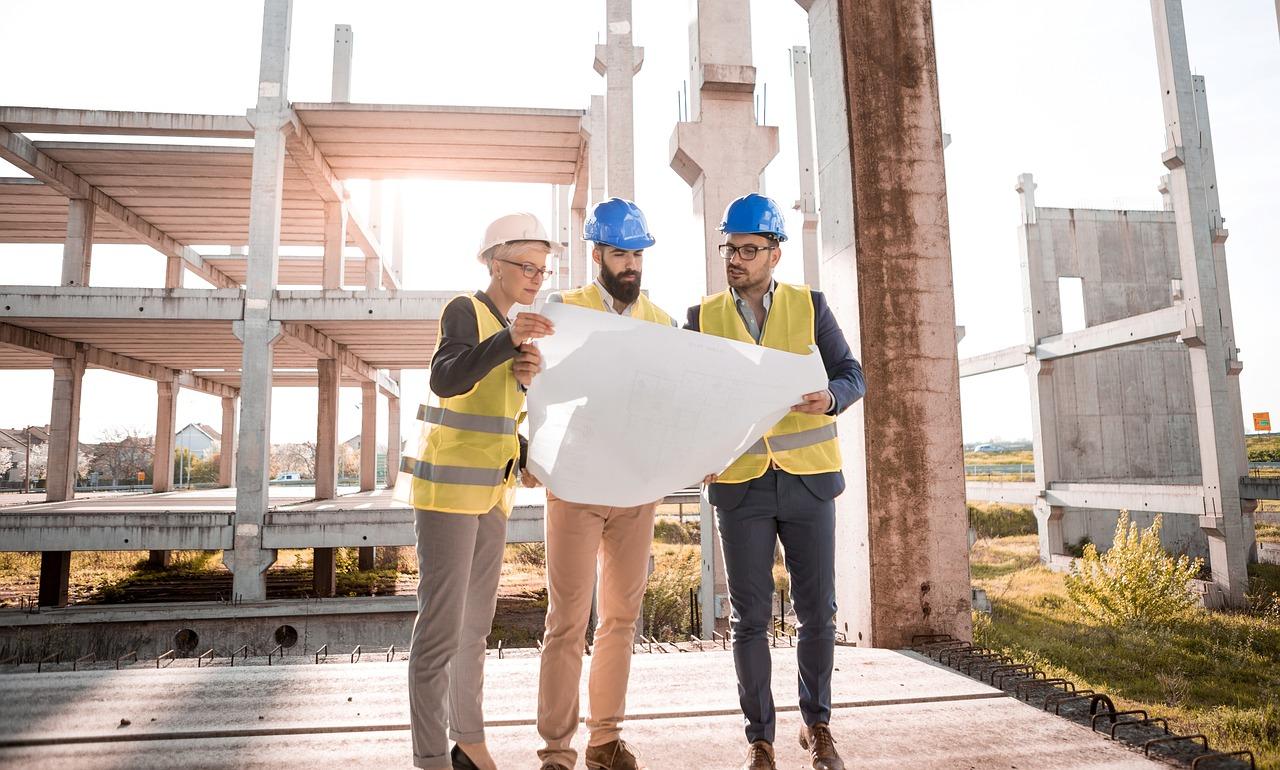 Echipamentul de protectie in constructii