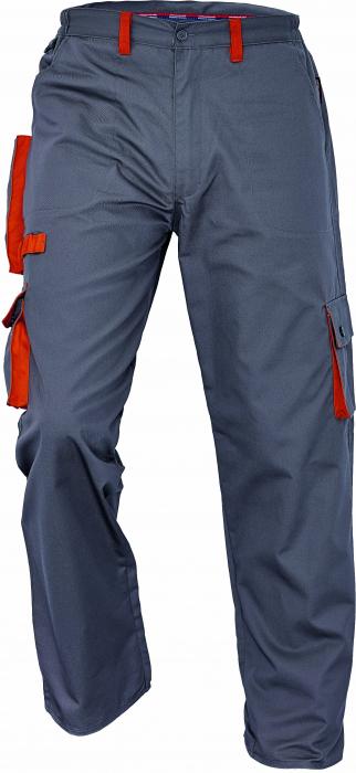 Pantaloni de lucru in talie Cerva DESMAN, 80% poliester 20% bumbac 0