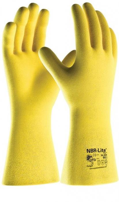 Manusi NBR-LITE PLUS (34-930) - complet - 300mm 0