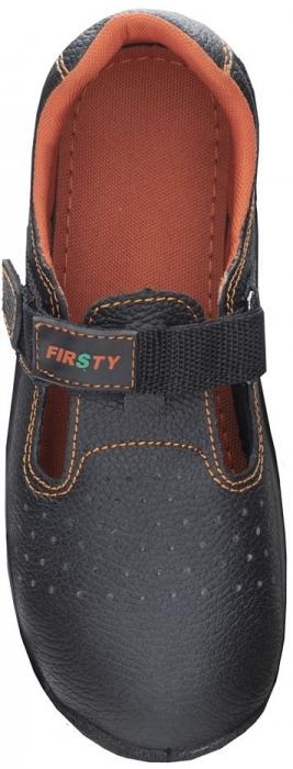 Sandale de protectie Ardon Firsty FIRSAN S1P, cu bombeu metalic si lamela 2