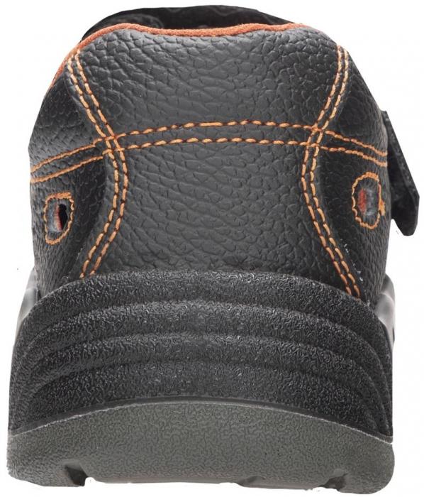 Sandale de protectie Ardon Firsty FIRSAN S1P, cu bombeu metalic si lamela 3
