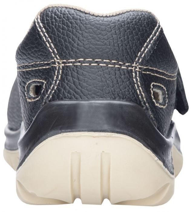 Sandale de protectie Ardon PRIME S1P, cu bombeu metalic si lamela 3