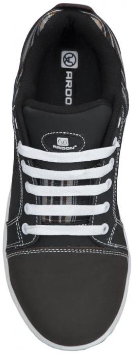 Pantofi de protectie Ardon DERRIK S3, cu bombeu compozit si lamela kevlar 1