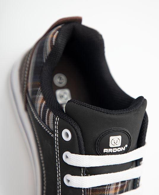 Pantofi de protectie Ardon DERRIK S3, cu bombeu compozit si lamela kevlar 2