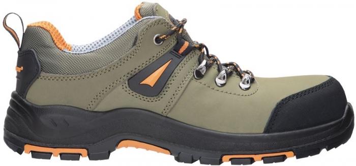 Pantofi de protectie Ardon GRINDLOW S1P, cu bombeu compozit si lamela kevlar 0