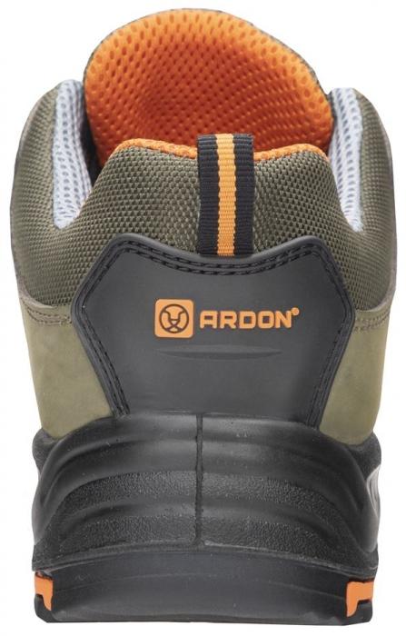 Pantofi de protectie Ardon GRINDLOW S1P, cu bombeu compozit si lamela kevlar 4
