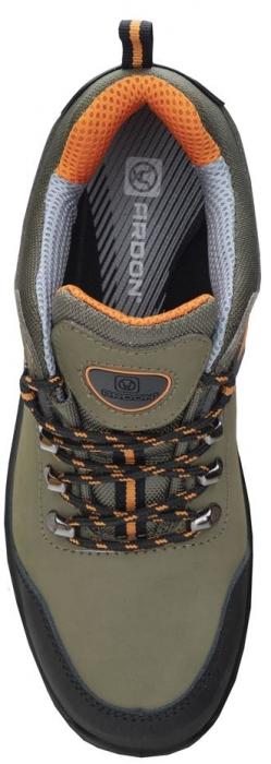 Pantofi de protectie Ardon GRINDLOW S1P, cu bombeu compozit si lamela kevlar 3