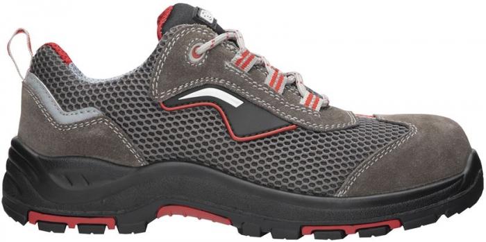 Pantofi de protectie Ardon RASPER S1P, cu bombeu compozit si lamela kevlar 0