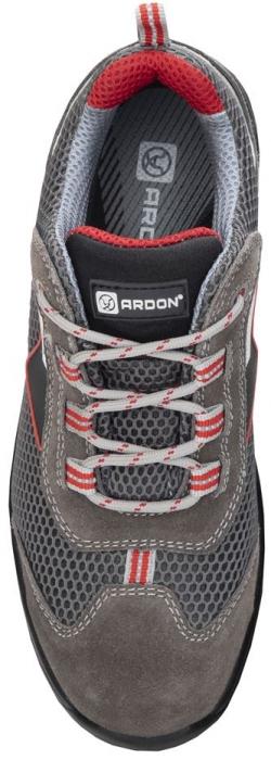 Pantofi de protectie Ardon RASPER S1P, cu bombeu compozit si lamela kevlar 3