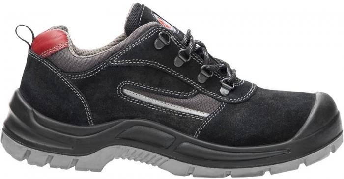 Pantofi de protectie Ardon GEARLOW S1P, cu bombeu metalic si lamela 0