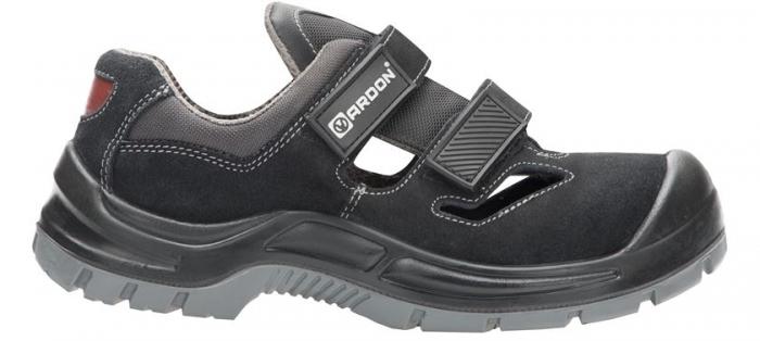 Sandale de protectie Ardon GEARSAN S1, cu bombeu metalic 0
