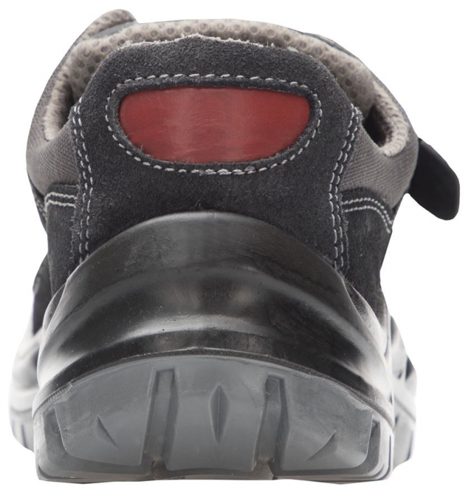 Sandale de protectie Ardon GEARSAN S1, cu bombeu metalic 4
