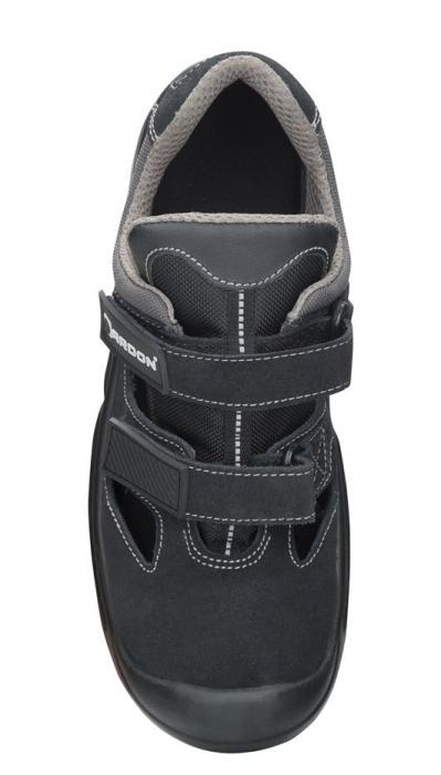 Sandale de protectie Ardon GEARSAN S1, cu bombeu metalic 3