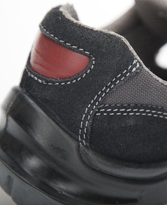 Sandale de protectie Ardon GEARSAN S1, cu bombeu metalic 2