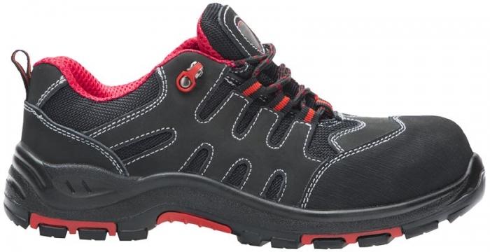 Pantofi de protectie Ardon FORELOW S1P, cu bombeu compozit si lamela kevlar 0