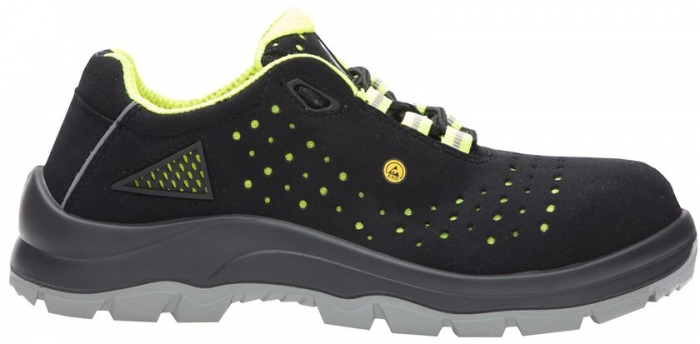 Pantofi de protectie Ardon VERNOR S1P ESD, cu bombeu compozit 0