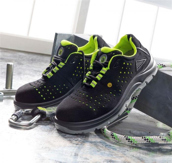 Pantofi de protectie Ardon VERNOR S1P ESD, cu bombeu compozit [1]