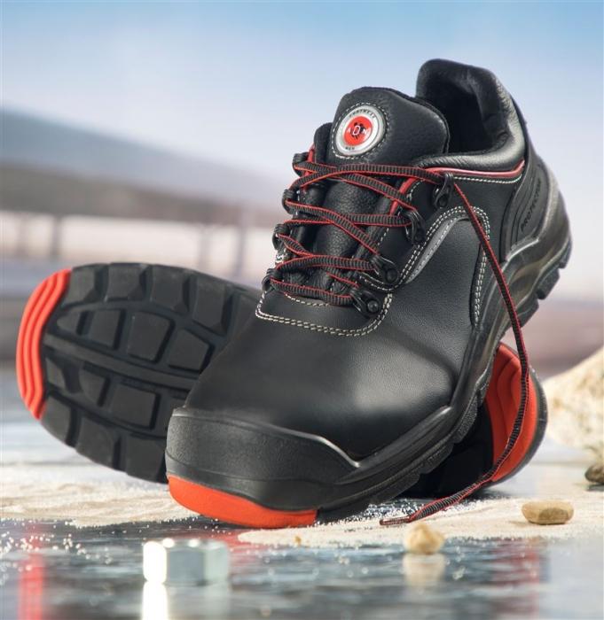 Pantofi de protectie Ardon HOBARTLOW S3, cu bombeu din fibra de sticla si lamela kevlar 2