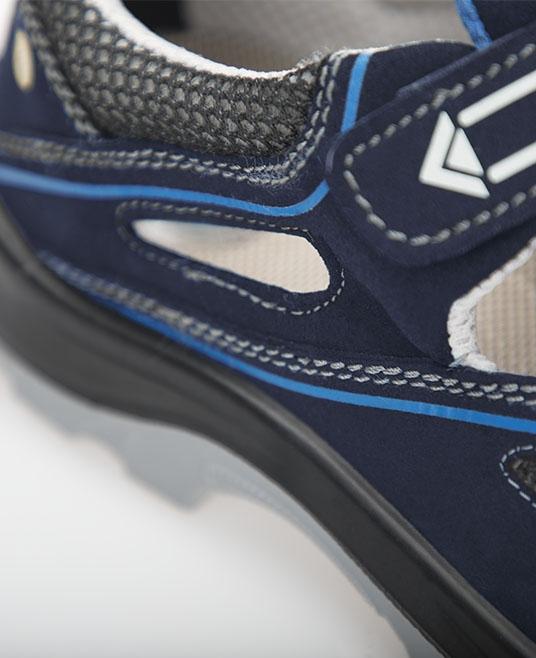 Sandale de protectie Ardon TANGERSAN  S1 ESD, cu bombeu compozit 3