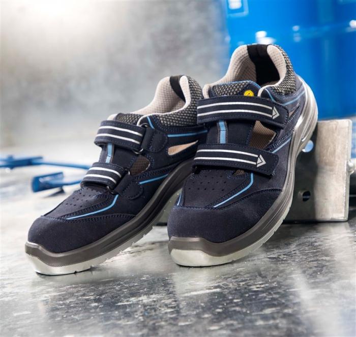 Sandale de protectie Ardon TANGERSAN  S1 ESD, cu bombeu compozit 1
