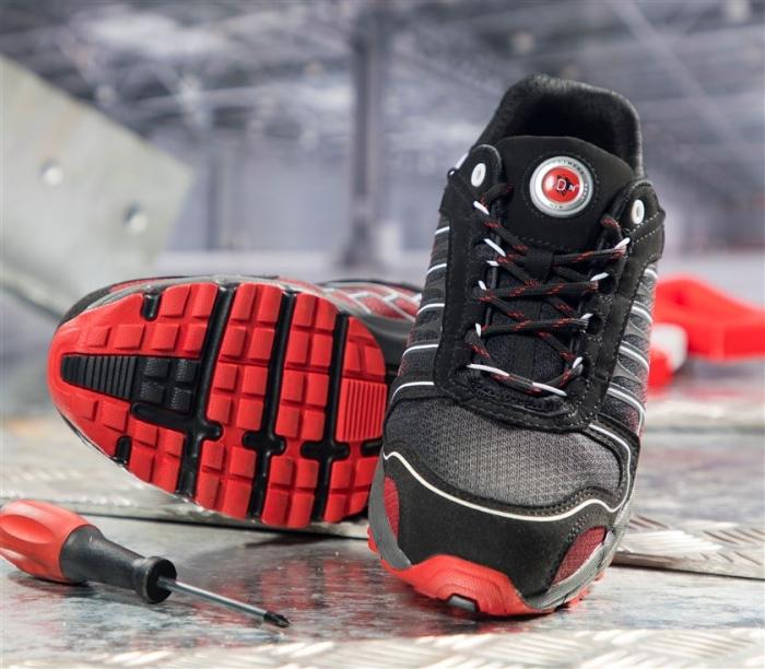 Pantofi de protectie Ardon STRIPPER S1P, cu bombeu compozit si lamela kevlar 1